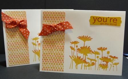 upsy daisy card