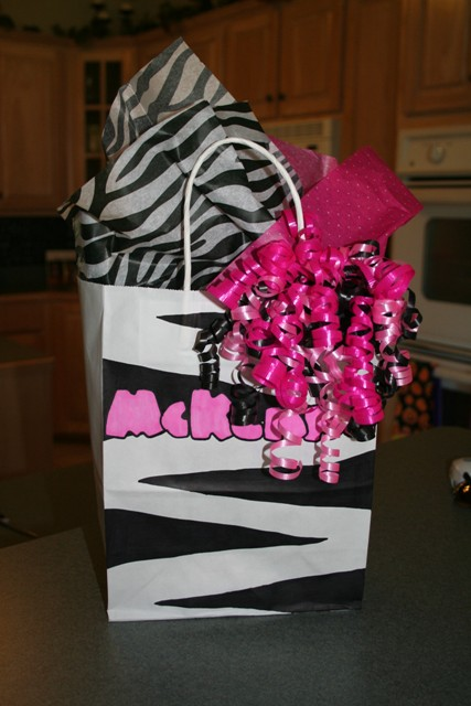 mckenna's gift wrapped