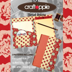 notepad pattern - craftapple