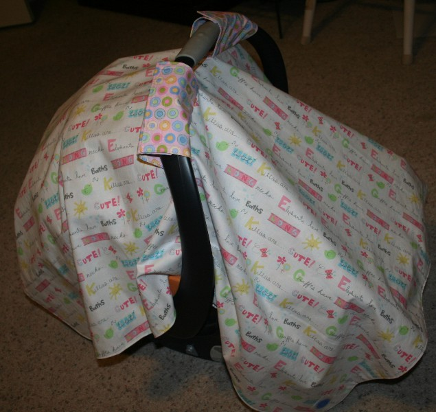 Lambswool Baby Car Seat Covers