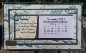desk calendar masculine 1