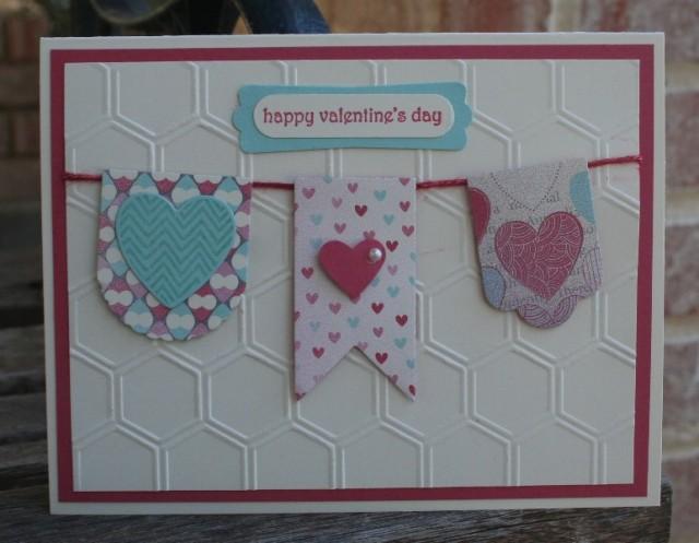 Hearts A Flutter Card 2