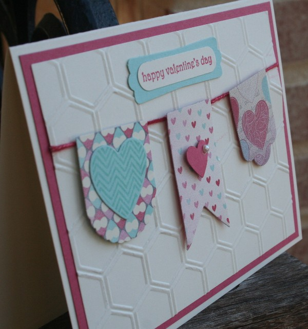 Hearts A Flutter Card 3