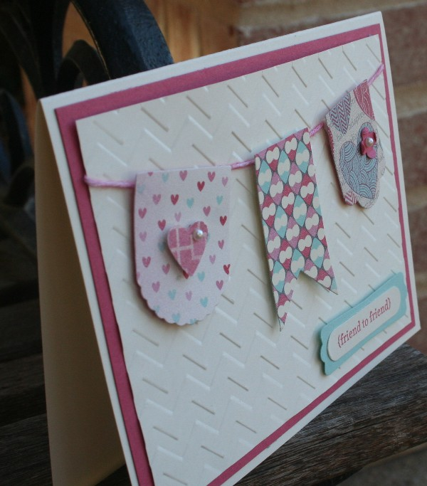 Hearts a Flutter Card 5