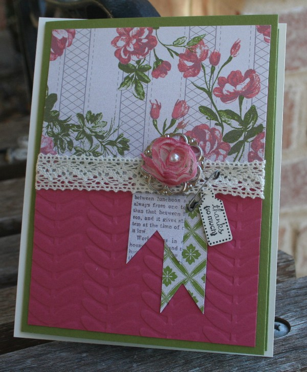 Tea for Two Card 1
