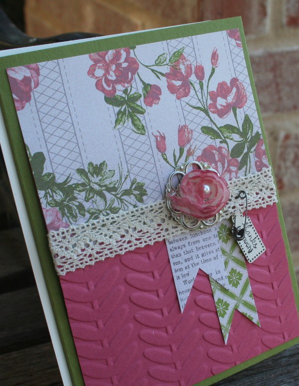 Tea for Two Card 4