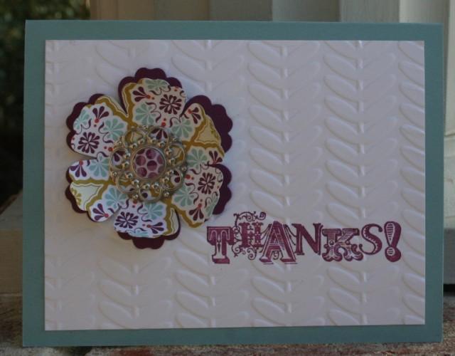 Vintage Verses Card 1