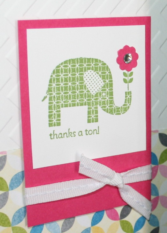 patterned occasions card 2