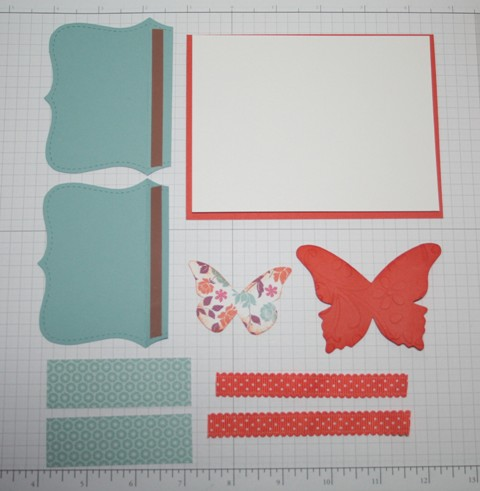 Butterfly Card 1