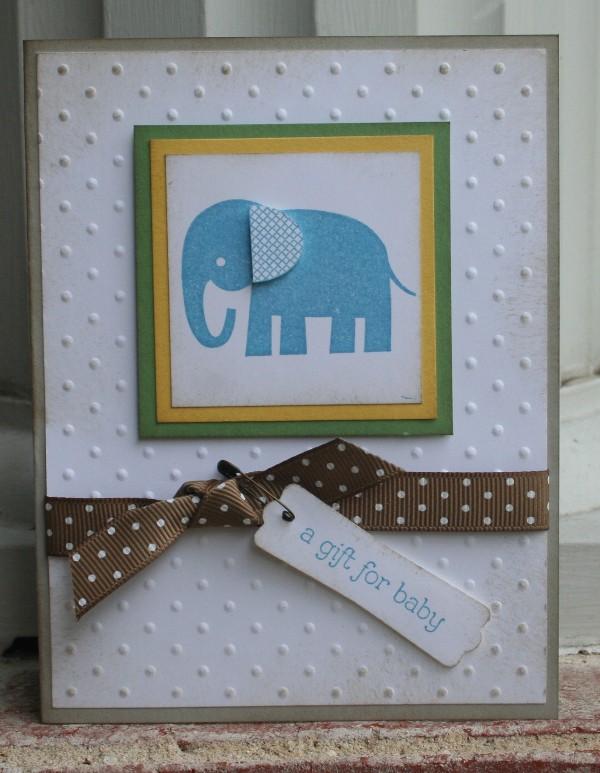 zoo babies card