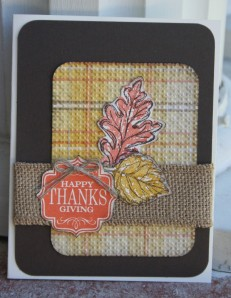 thanksgiviing card