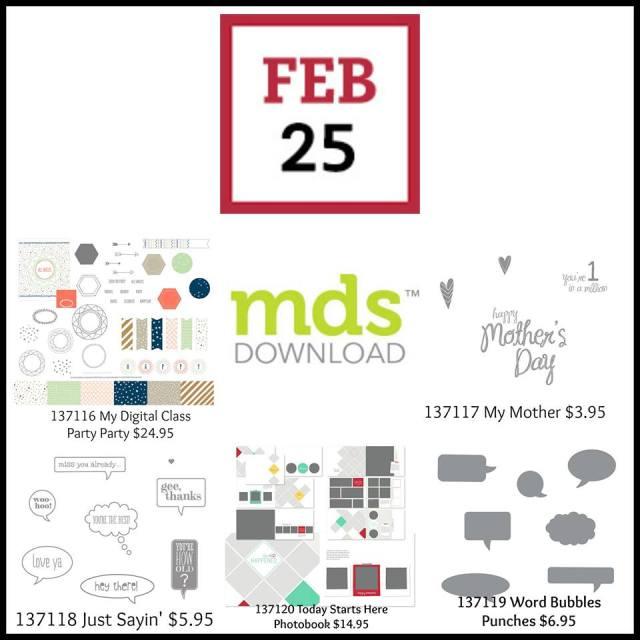 Feb 25 MDS